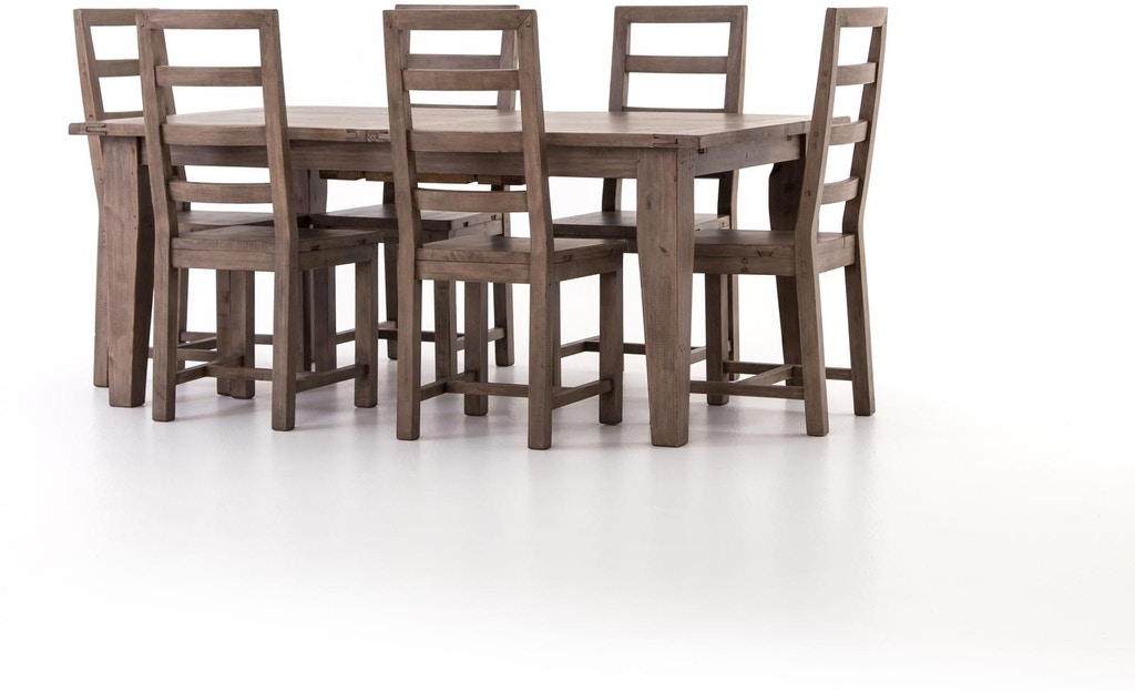 Four Hands Irish Coast Extension Dining Table 72 96 Vicd