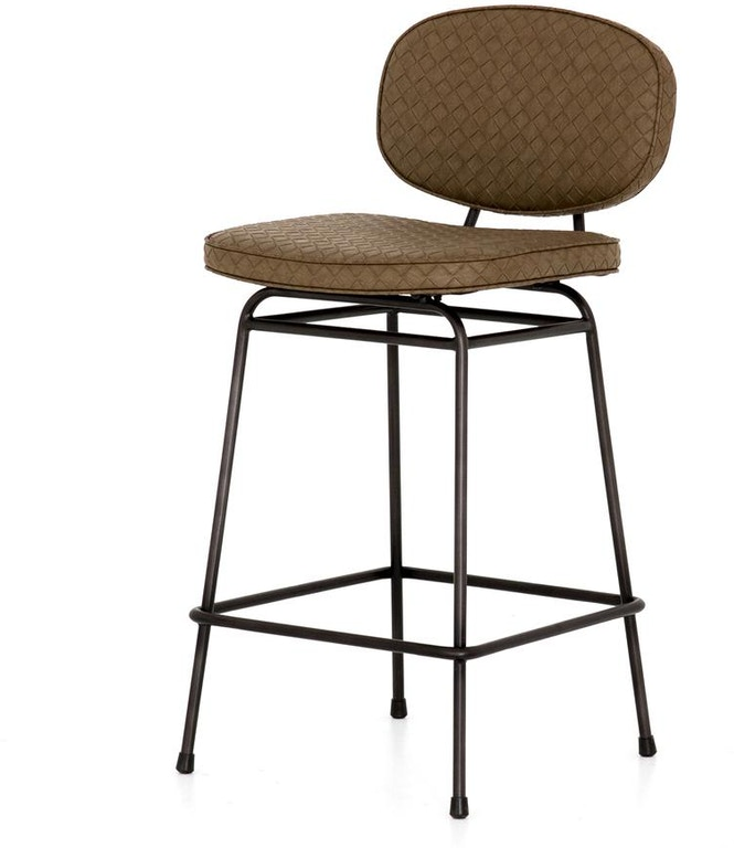 Fabulous Four Hands Jayden Bar Plus Counter Stool Cird 35437 246 Squirreltailoven Fun Painted Chair Ideas Images Squirreltailovenorg