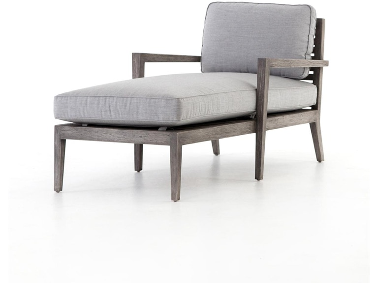 Four Hands Laurent Outdoor Chaise JLAN-172-108 JLAN-172-108 ...