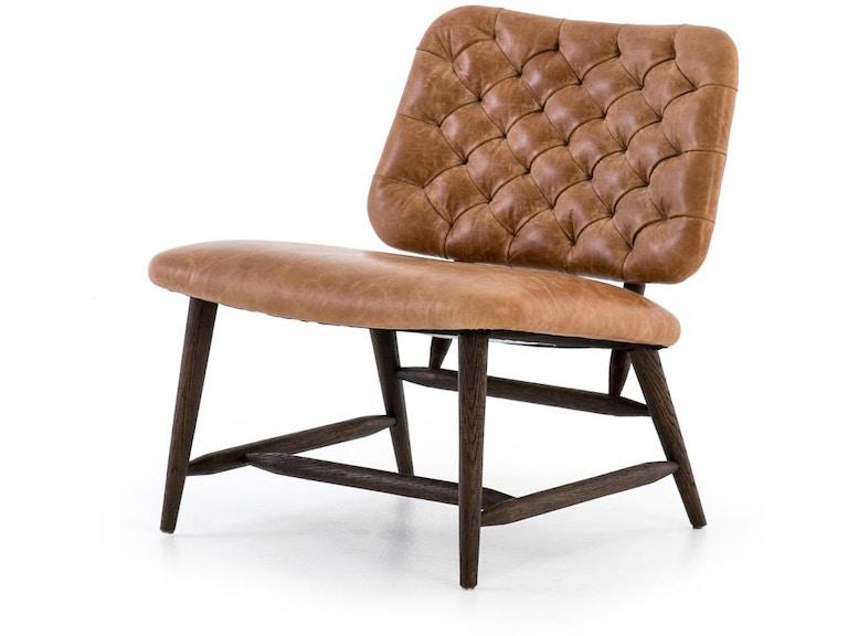 Four Hands Nico Leather Chair Cird 385n8 62 In Portland Oregon