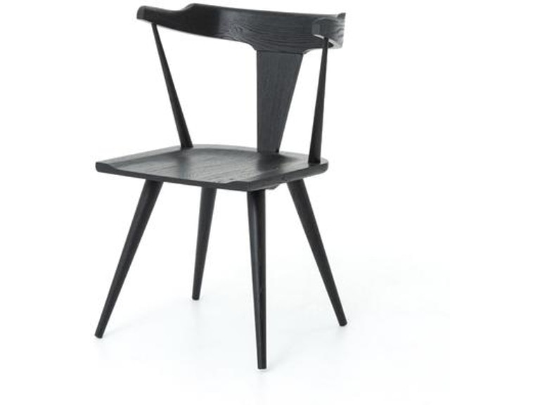 Outstanding Ripley Dining Chair Black Oak Ocoug Best Dining Table And Chair Ideas Images Ocougorg