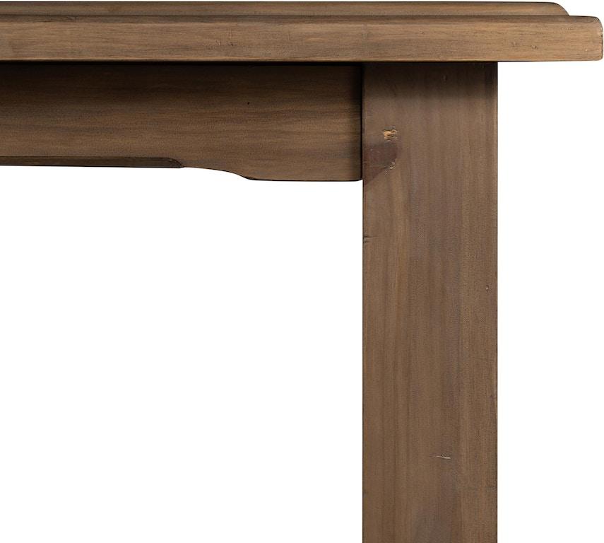 Sensational Four Hands Settler Long Extension Dining Table Sund Vsrd Andrewgaddart Wooden Chair Designs For Living Room Andrewgaddartcom