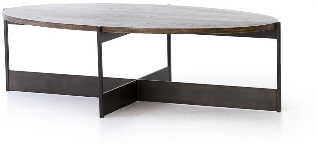 Four Hands Shannon Oval Coffee Table Cimp 225 Portland Or Key Home Furnishings