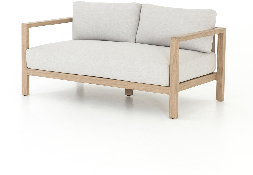 Four Hands Sonoma Outdoor Sofa Washed