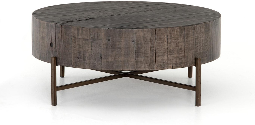 Distressed Gray Coffee Table.Tinsley Coffee Table Distressed Grey