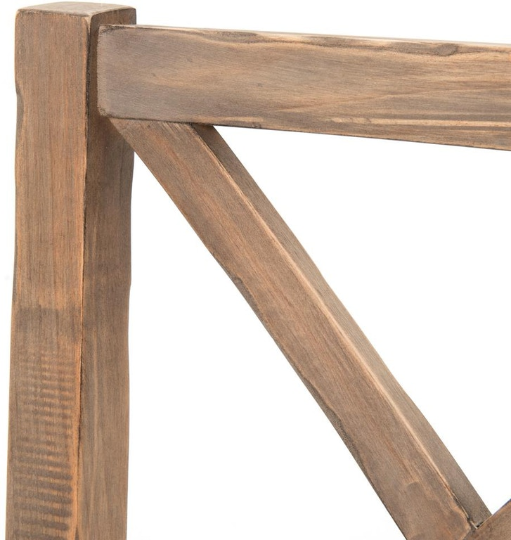 Four Hands Tuscan Spring Dining Chair Sundried Whea VTUDT QTY - Tuscan spring dining table