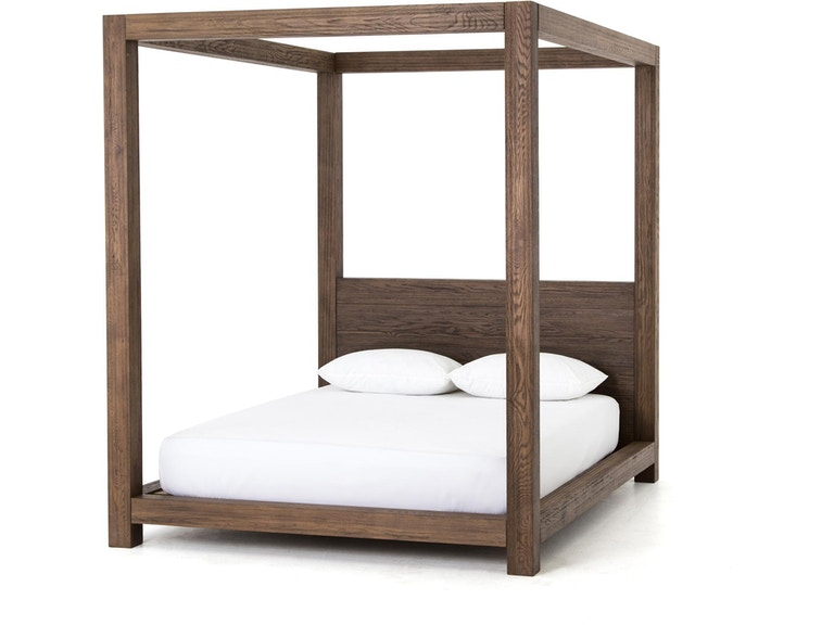 Four Hands Hadley Willard Canopy Bed Vhad 013k