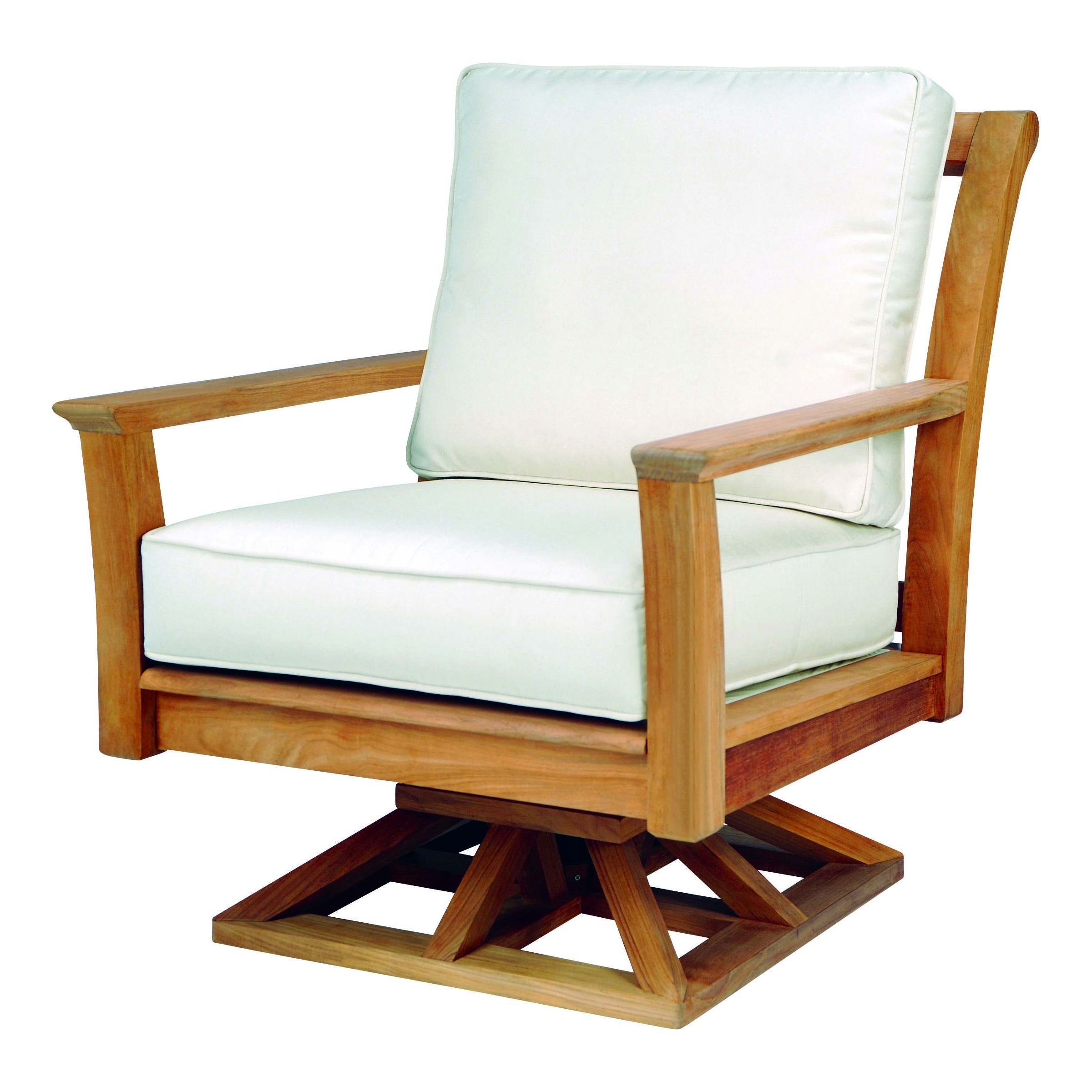 Kingsley Bate Chelsea Swivel Rocker Chair | Outdoor Furniture At KEY Home, Portland  OR