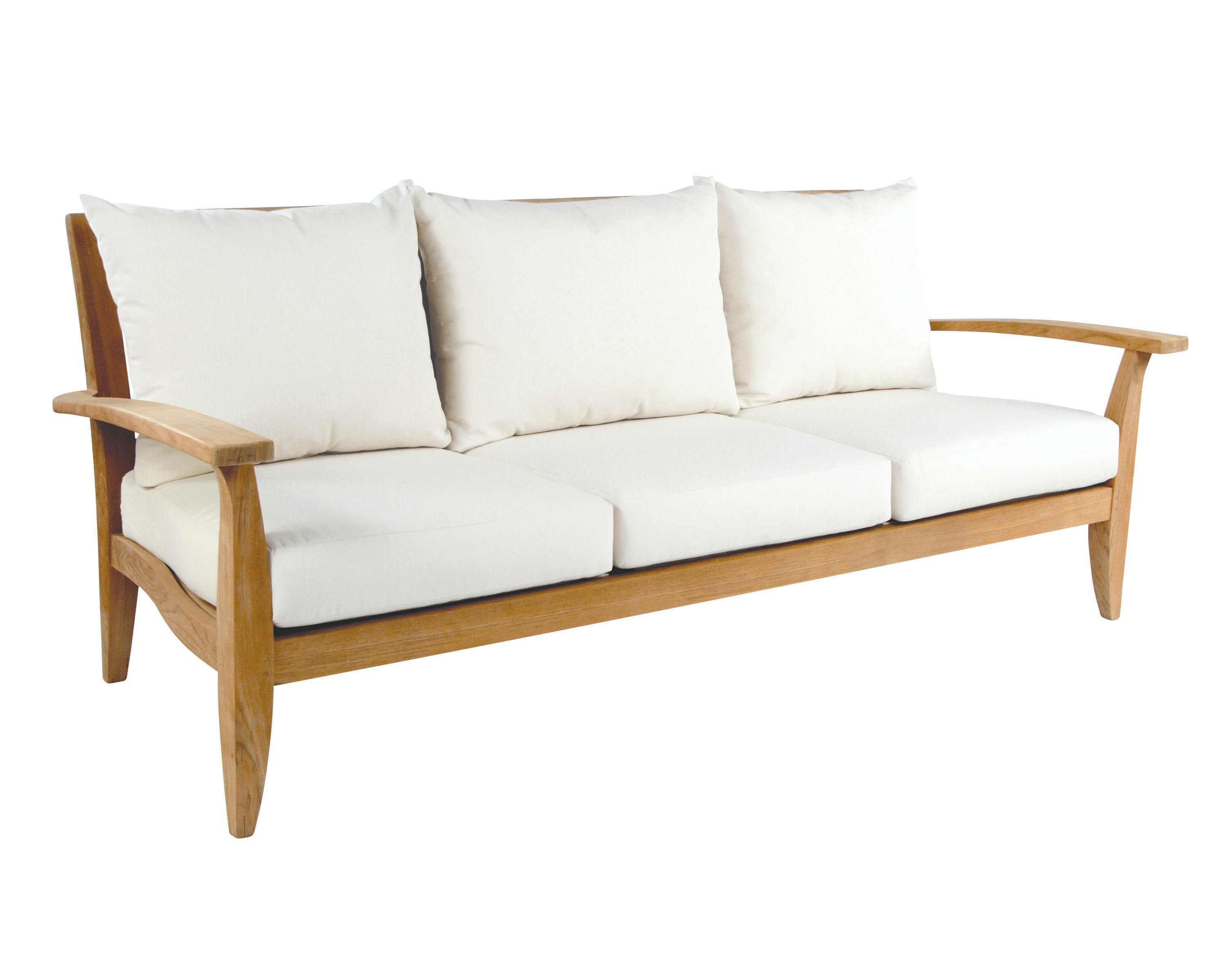 Kingsley Bate Ipanema Deep Seating Sofa IP80 In Portland, Oregon