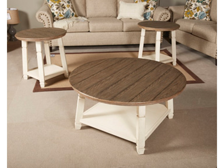 Ashley Bolanbrook Occasional Table Group 3 Cn T377 13