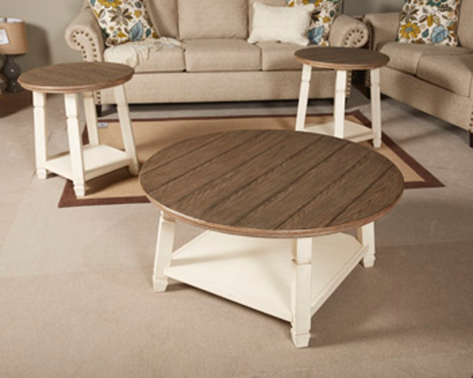 Round Coffee Table With Chairs.Occasional Table Group 3 Cn