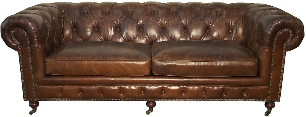 Strange 3 Seater Tufted Sofa V Leather Download Free Architecture Designs Grimeyleaguecom