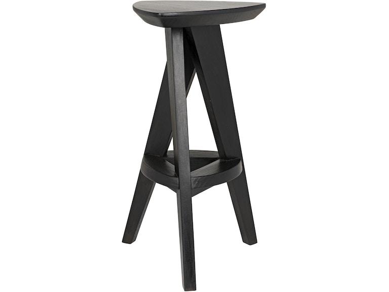 Marvelous Counter Stool Charcoal Black Ibusinesslaw Wood Chair Design Ideas Ibusinesslaworg