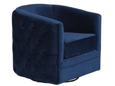 Porter Designs Gabby Gray Accent Chair 01 115c 03 506 Portland Or