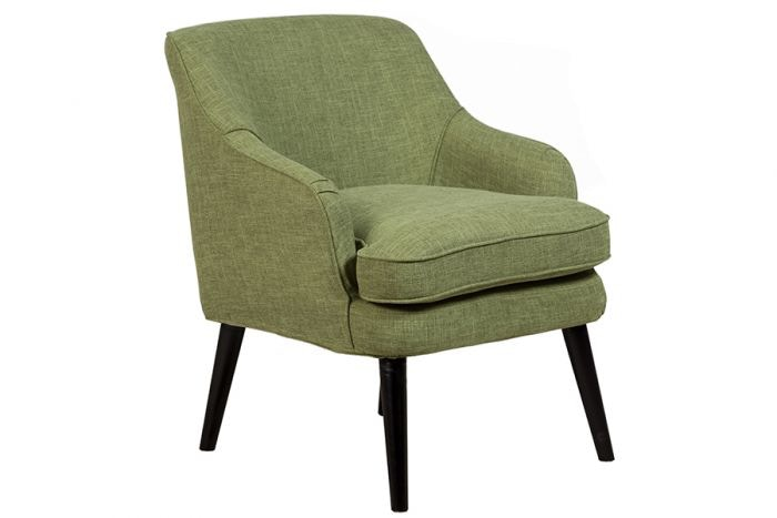 Porter Designs Green Accent Chair SWA6394 In Portland, Oregon