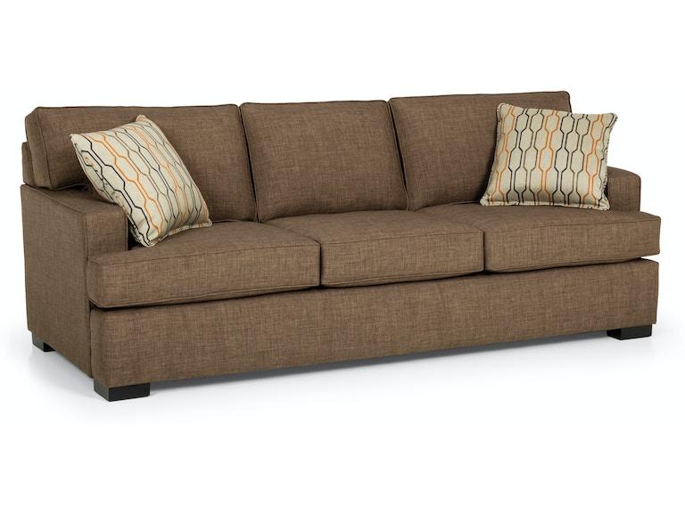 Stanton 3 Cushion Sofa 14601 - Portland, OR   Key Home ...