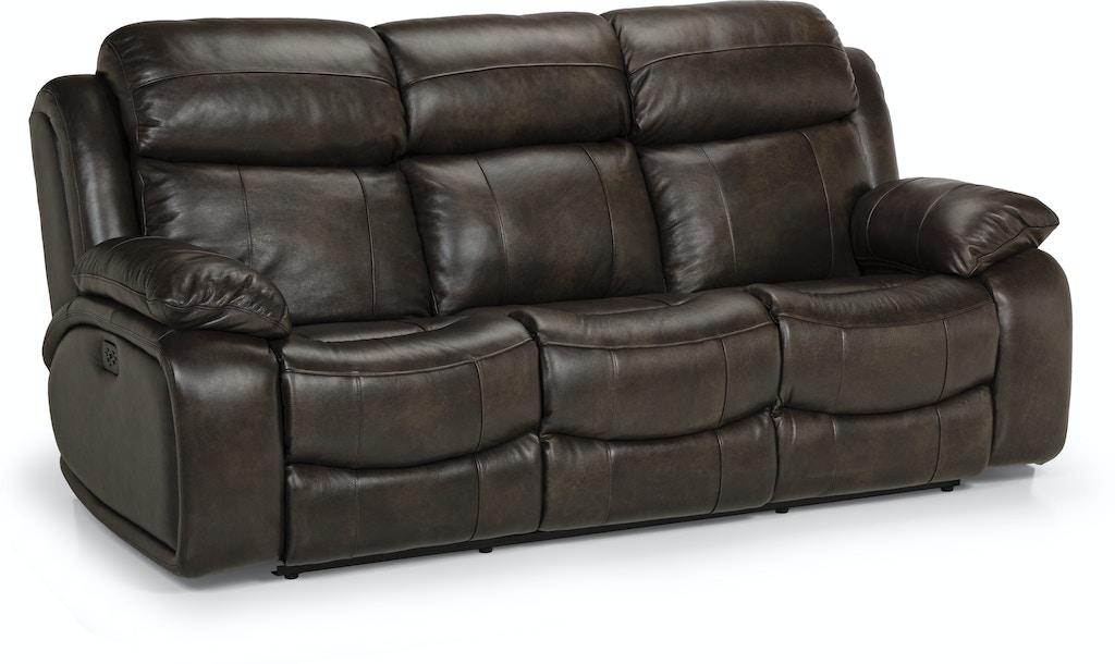 Superb Stanton Power Headrest Reclining Sofa 85351H Portland Or Interior Design Ideas Clesiryabchikinfo