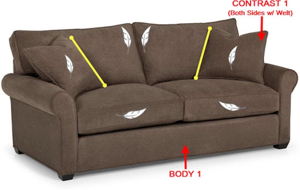 Stanton Furniture Sleeper 22515 - Portland, OR | Key Home ...