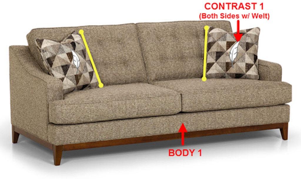 Stanton Sofa 49101 - Portland, OR | Key Home Furnishings