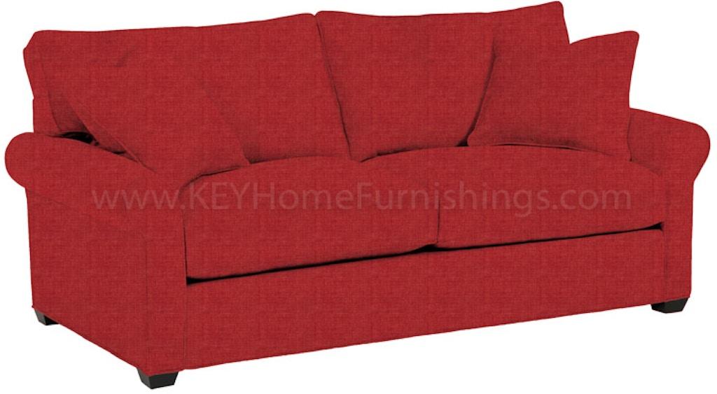 Stanton Sofa 22501 Bennett Red