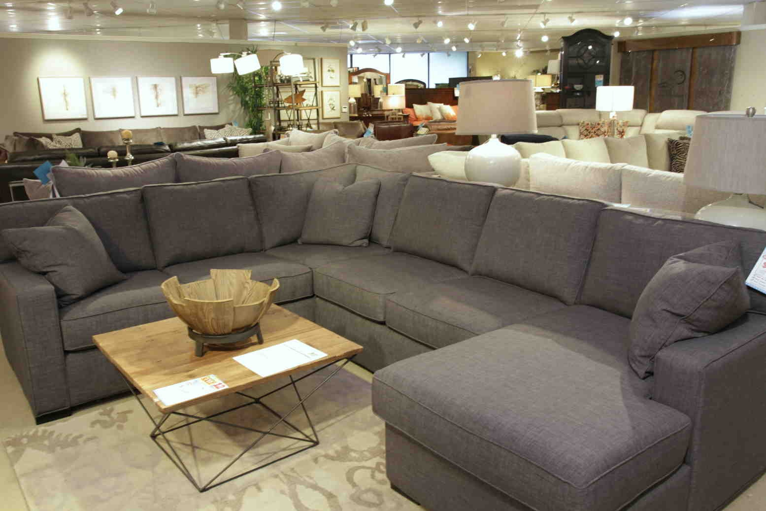 Stanton Furniture 260 Sectional In Portland, Oregon