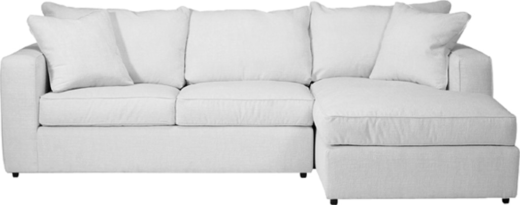 Norwalk Milford Cuddle Chaise Sectional 944597 - Furnish ...