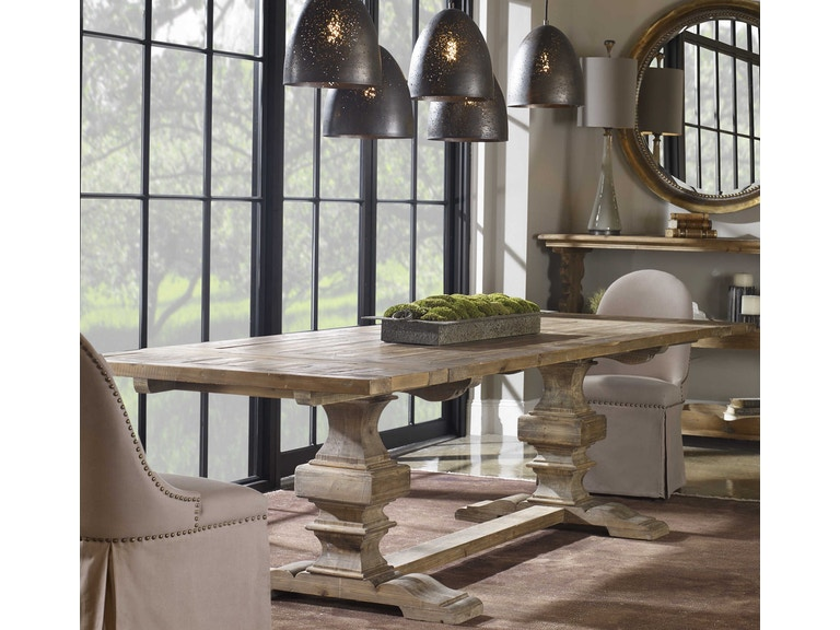 Furnish Home Baldrick Extension Dining Table R24648 ...