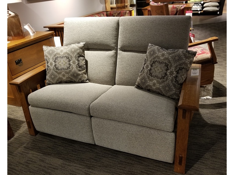 Clearance Living Room Mccoy Loveseat Recliner Flalovoq5470 At Treeforms Furniture Gallery