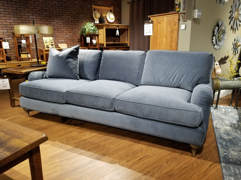 Clearance Connell Estate Sofa Topaz Flasofjl7605