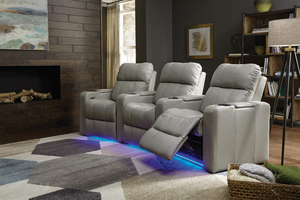 Palliser Furniture Living Room 41423 Home Theatre Seating