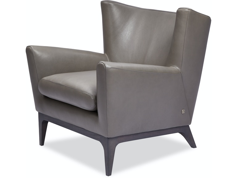 Brilliant American Leather Living Room Chase Accent Chair Cse Chr St Gamerscity Chair Design For Home Gamerscityorg
