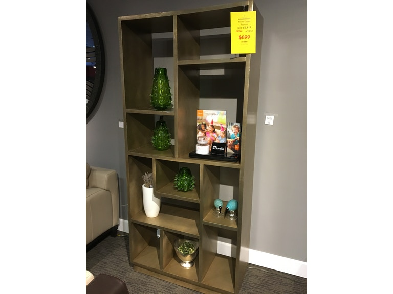Clearance Kendra Etagee Bookcase Gold Fohboode8180