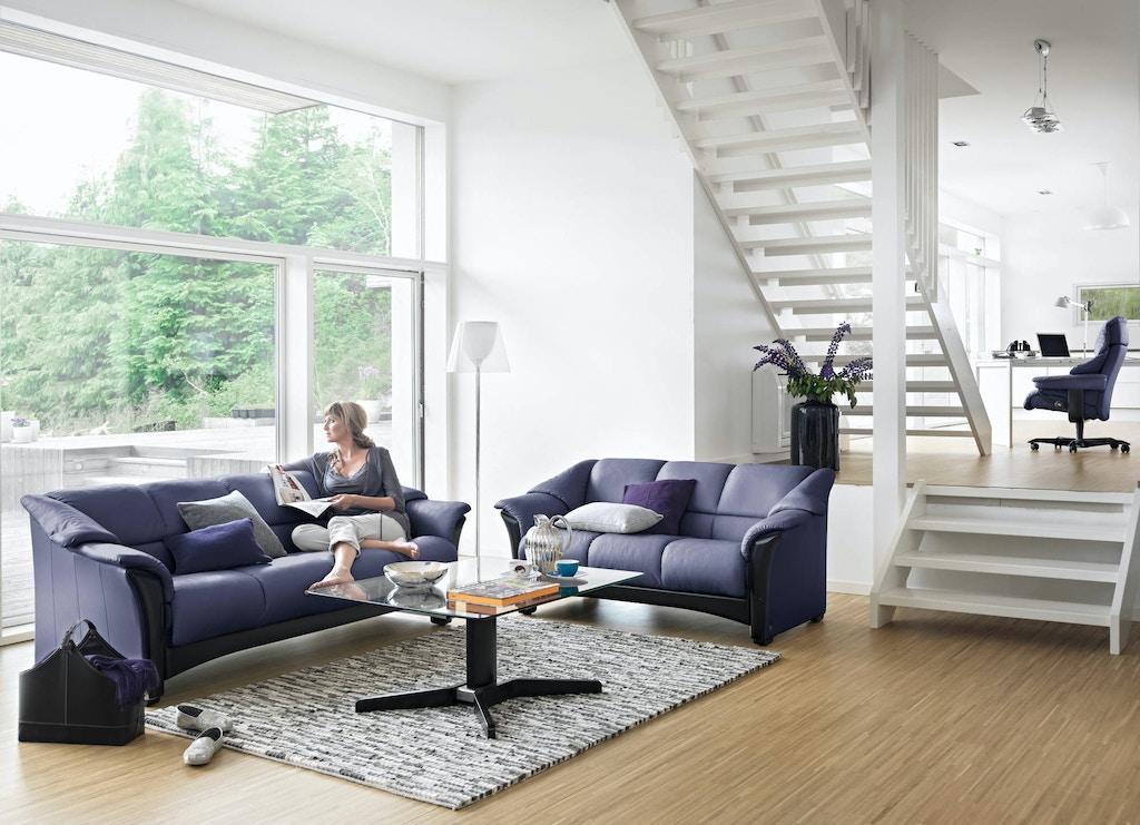 Stressless By Ekornes Living Room Ekornes Oslo Sofa