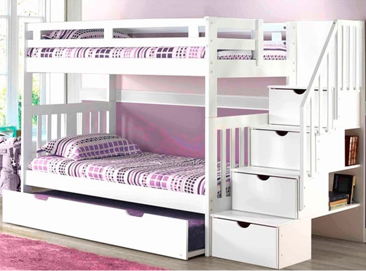 Picture of: Innovations Roma Bunk With Short Ladder And Ubc