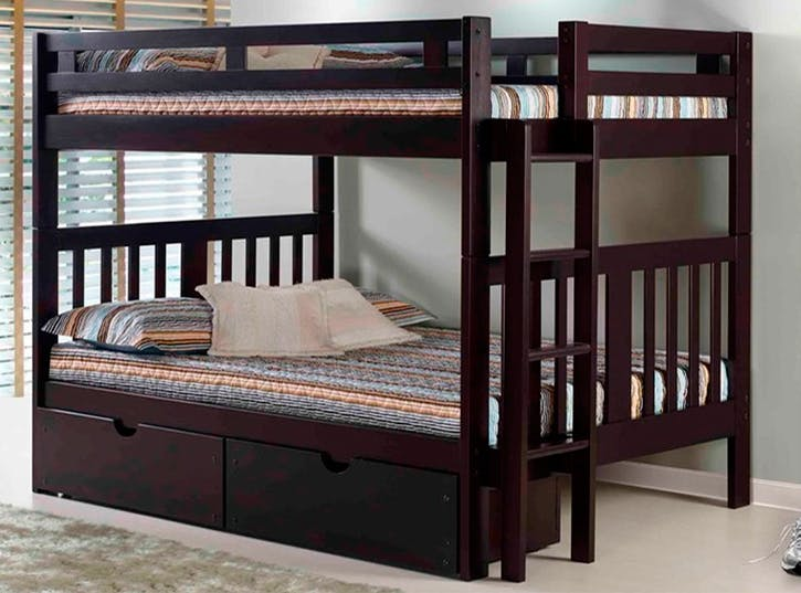 Innovations Roma Bunk With Short Ladder And Ubc