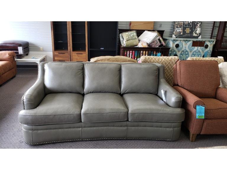 Leather Italia Tulsa Leather Sofa 9013S - Flemington Department ...