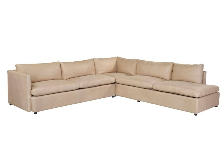 Noel Clearance Living Room Clarkson Half Sofa Sectional 131409 ...