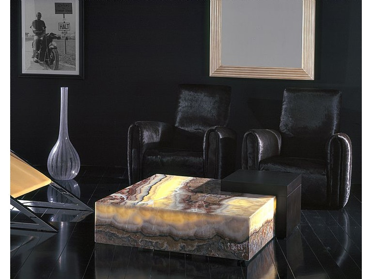 Stone International Occasional Table 3014 L