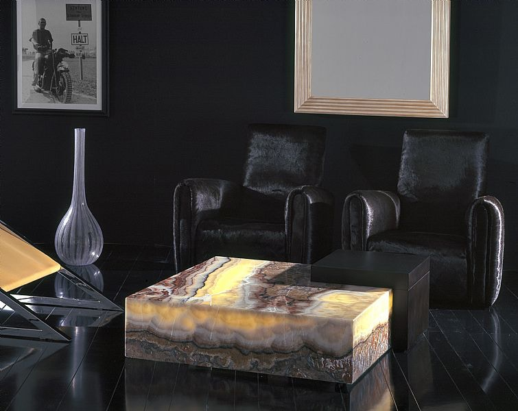 Charming Stone International Occasional Table 3014/L