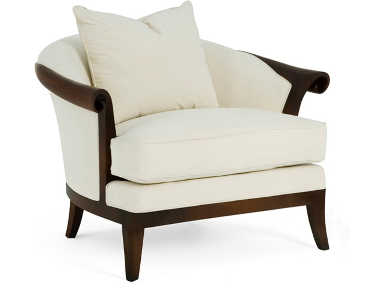 Christopher guy living room claudia lounge chair 60 0038 - The living room lounge houston tx ...