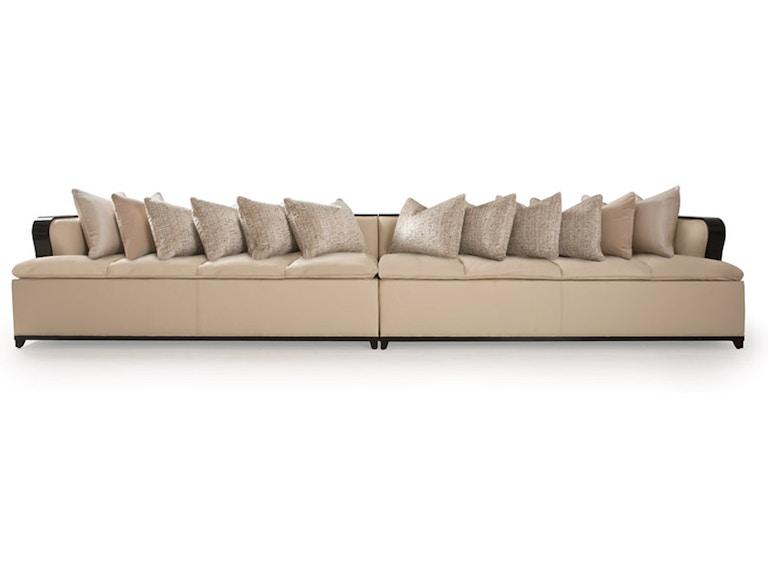 Amazing Christopher Guy Living Room The Hepburn Sectional Sofa 60 Customarchery Wood Chair Design Ideas Customarcherynet
