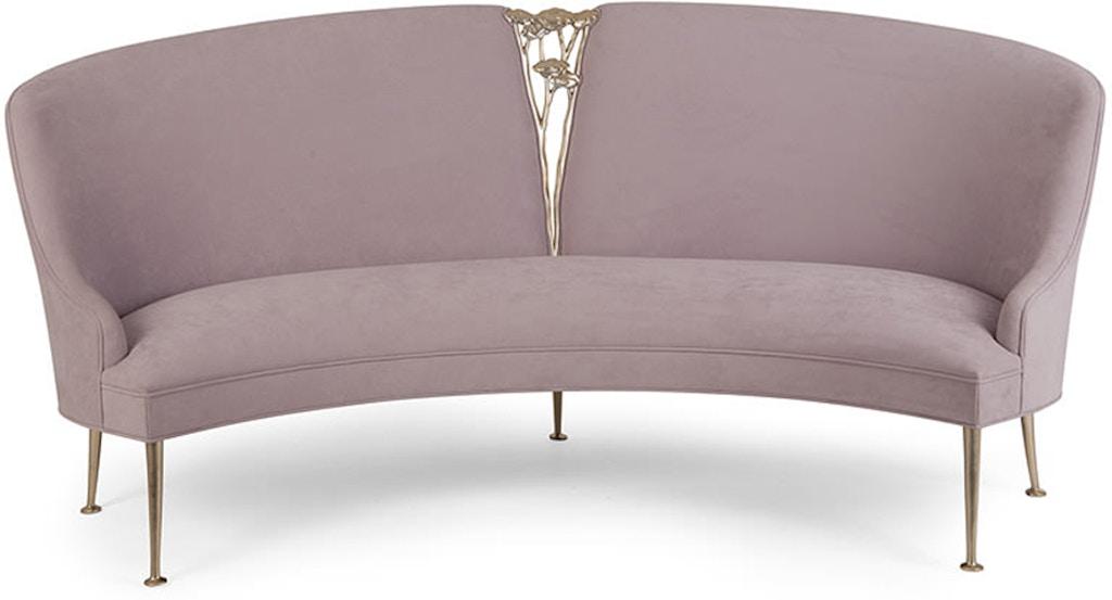 Christopher Guy Living Room Jardin Des Tuileries Twin Seat 60 0358