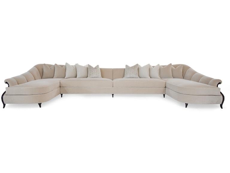 christopher guy living room virage sectional sofa 60 0468 noel
