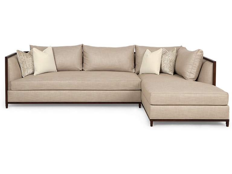 Christopher Guy Living Room Seurat Sectional Sofa 60-0506 ...