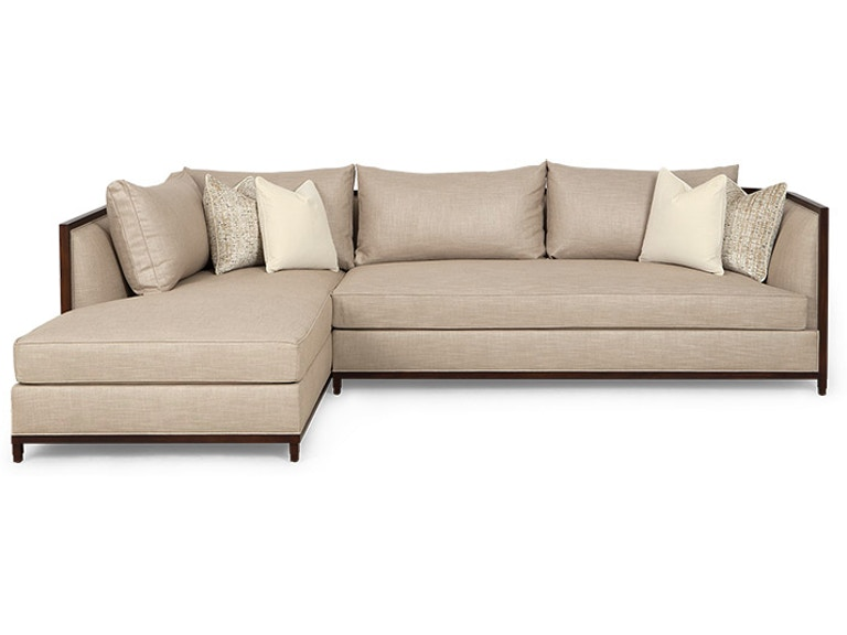 Christopher Guy Living Room Seurat Sectional Sofa 60-0507 ...