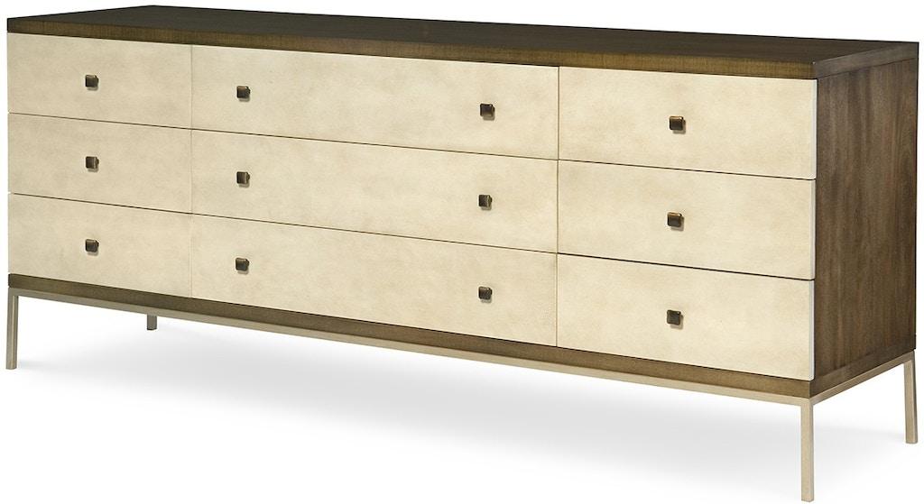 Swaim Living Room 601 30 W Pss Nine Drawer Dresser Noel Furniture