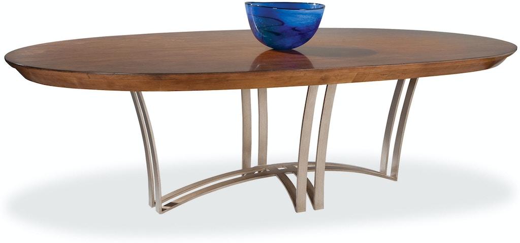 Swaim Dining Room 755-10 Dining Table - Noel Furniture ...
