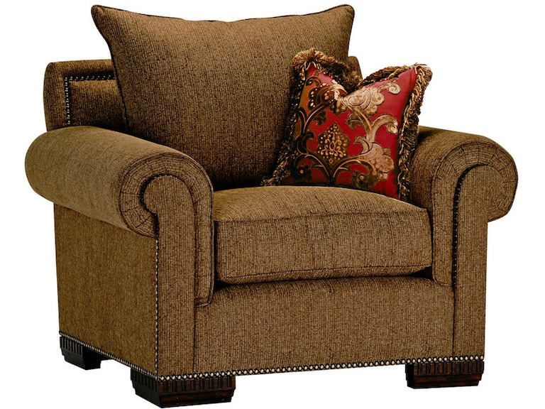 Marge carson living room bentley lounge chair by41s noel - The living room lounge houston tx ...