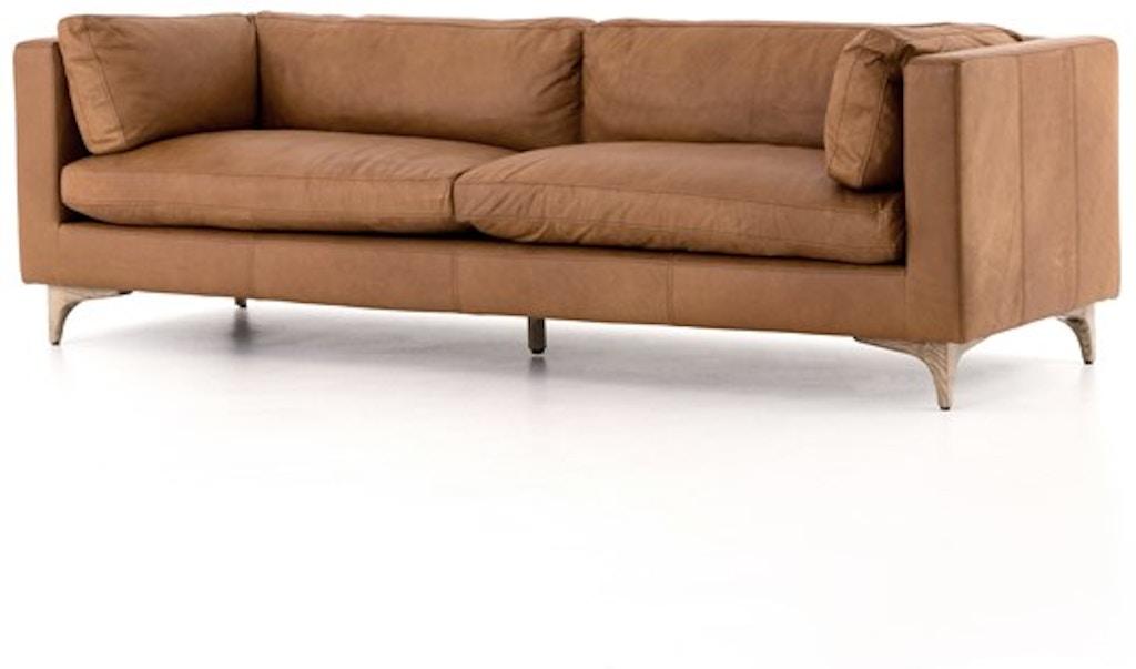 Fabulous Four Hands Living Room Beckwith Sofa Ccar 62 039 Noel Customarchery Wood Chair Design Ideas Customarcherynet