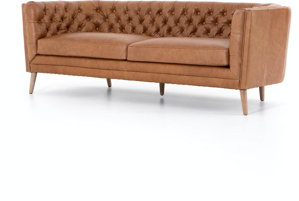 Astounding Four Hands Living Room Belair Sofa Cdaw 008Z 671 Noel Customarchery Wood Chair Design Ideas Customarcherynet